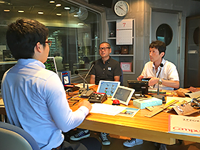 SBSラジオ様「IPPO」に出演